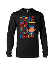 Autism Stand Up Long Sleeve Tee thumbnail