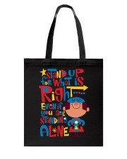 Autism Stand Up Tote Bag tile
