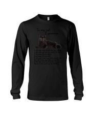 Black Cat Family Long Sleeve Tee thumbnail
