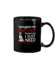 Jack Russell Terrier Symptoms Mug thumbnail