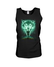 Wolf Power Unisex Tank thumbnail