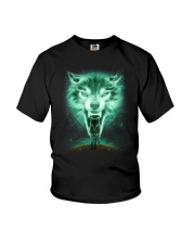 Wolf Power Youth T-Shirt thumbnail