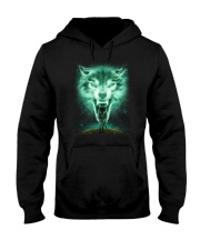 Wolf Power Hooded Sweatshirt thumbnail