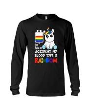 Rainbow Unicorn Long Sleeve Tee thumbnail