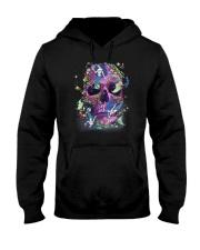 Skull Mermaid Hooded Sweatshirt thumbnail