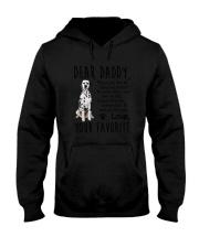 Daddy Dalmatian Hooded Sweatshirt thumbnail