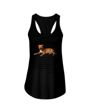 Daddy American Pit Bull Terrier  Ladies Flowy Tank thumbnail