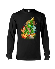 PHOEBE - Cats playing - 0712 - D11 Long Sleeve Tee thumbnail