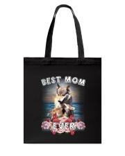 Wolf Best Mom Tote Bag thumbnail