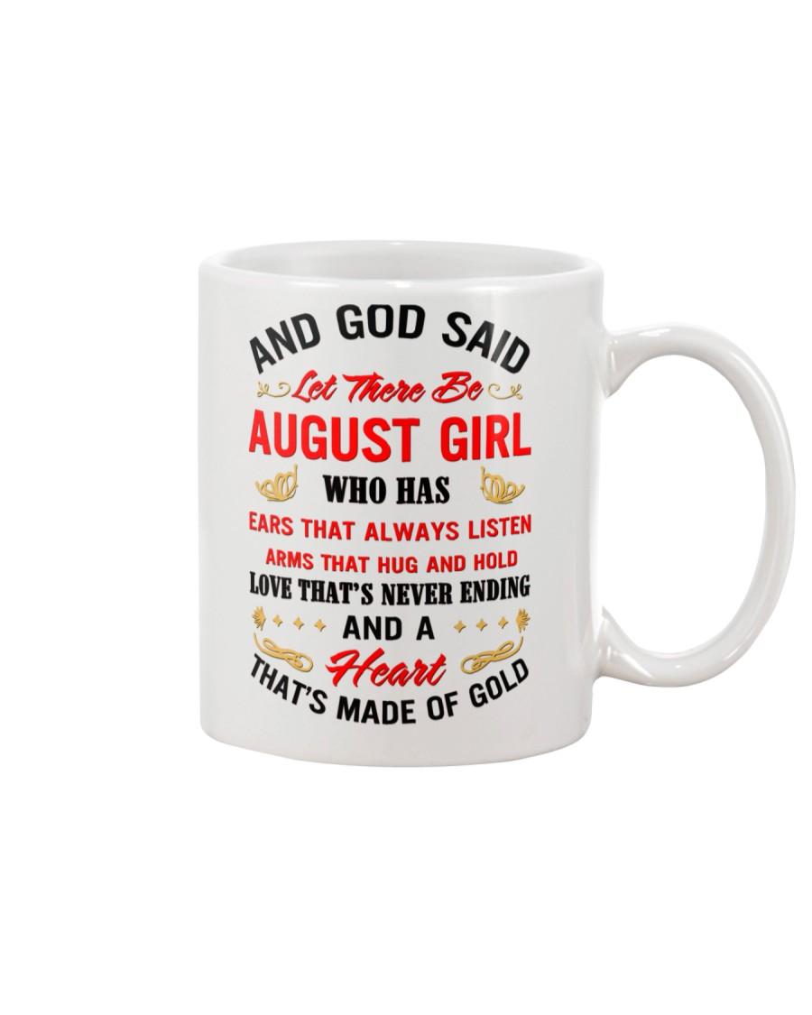August Girl  Mug