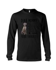 Mommy Great Dane Long Sleeve Tee thumbnail