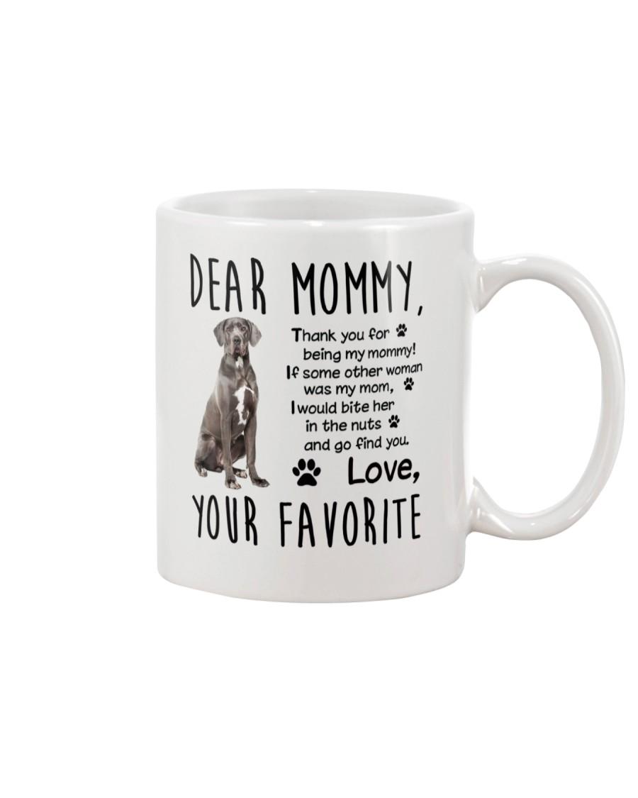 Mommy Great Dane Mug