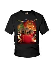 Dachshund Bag Phoebe 018 Youth T-Shirt thumbnail