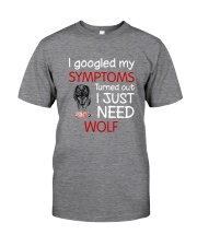 Wolf Symptoms Classic T-Shirt front
