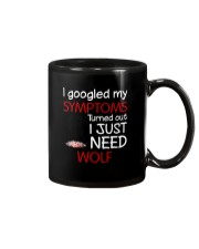 Wolf Symptoms Mug thumbnail