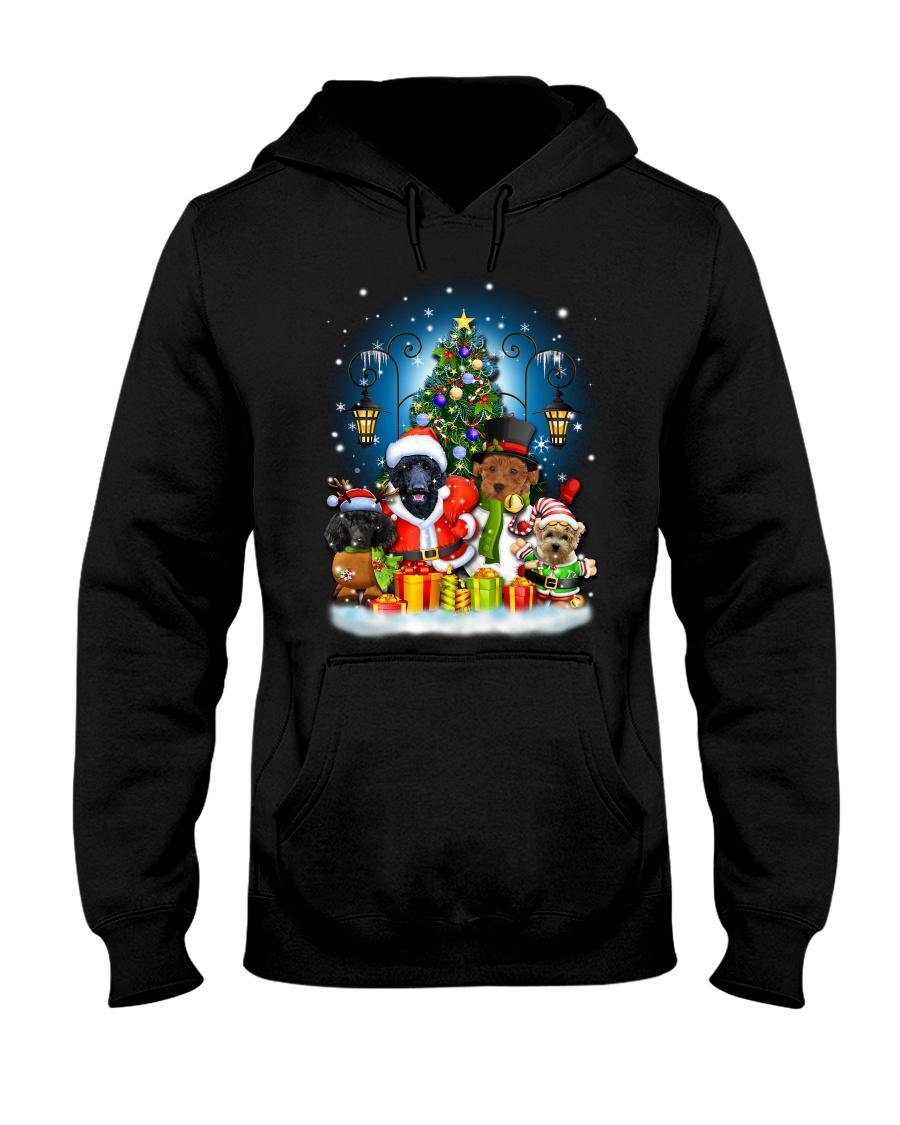 PHOEBE - Poodle - 1111 - C9 Hooded Sweatshirt