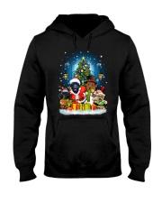 PHOEBE - Poodle - 1111 - C9 Hooded Sweatshirt front