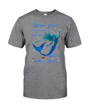 Mermaid In Soul Classic T-Shirt front