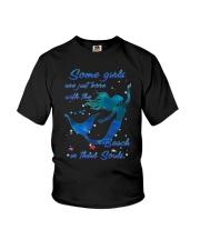 Mermaid In Soul Youth T-Shirt thumbnail