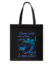 Mermaid In Soul Tote Bag thumbnail