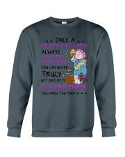 Crazy Cat Lady 1810 Crewneck Sweatshirt thumbnail