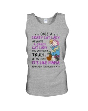 Crazy Cat Lady 1810 Unisex Tank thumbnail