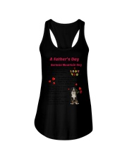 Poem From Bernese Mountain Dog Ladies Flowy Tank tile