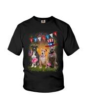 American Pit Bull Terrier America Youth T-Shirt thumbnail
