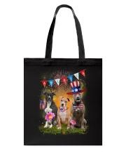 American Pit Bull Terrier America Tote Bag thumbnail