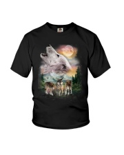 Wolf Wild Youth T-Shirt thumbnail