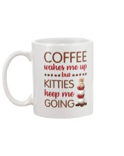 Cat Coffee Mug back