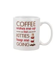Cat Coffee Mug front