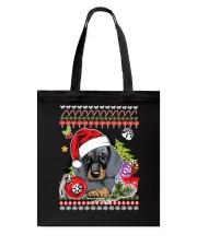 Dachshund Christmas Phoebe 018 Tote Bag thumbnail