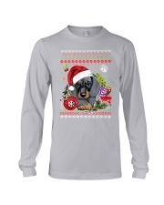 Dachshund Christmas Phoebe 018 Long Sleeve Tee thumbnail
