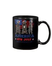 4th July Great Dane Mug thumbnail