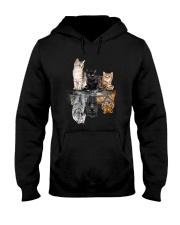 Cats Dreaming Phoebe Hooded Sweatshirt thumbnail