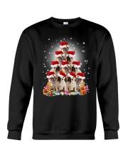 PHOEBE - Bulldog in party hat  - 0911 - E14 Crewneck Sweatshirt thumbnail