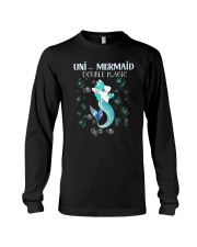 Unicorn Mermaid Long Sleeve Tee thumbnail