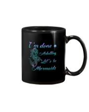 Mermaid Adult Mug thumbnail