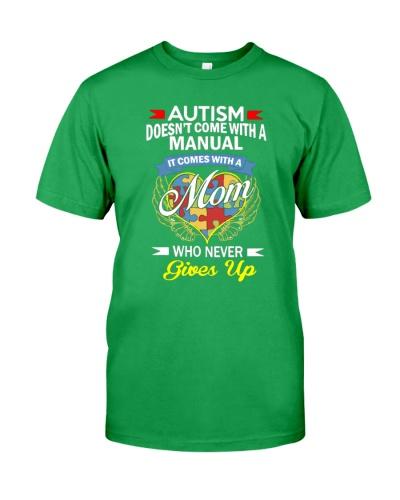 Mom Autism