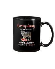 Everythings Beauty Wolf Mug thumbnail