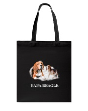Papa Beagle Tote Bag thumbnail