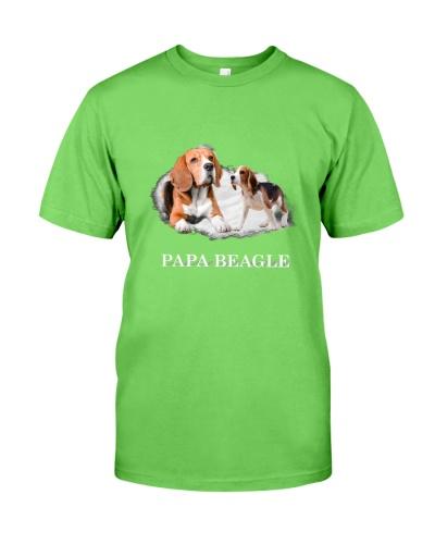 Papa Beagle