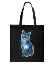 Cat Galaxy Tote Bag thumbnail