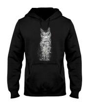 Cat Bling Xmas Hooded Sweatshirt thumbnail