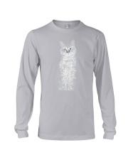 Cat Bling Xmas Long Sleeve Tee thumbnail