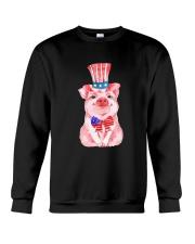 Pig America Crewneck Sweatshirt thumbnail