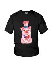 Pig America Youth T-Shirt thumbnail