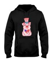 Pig America Hooded Sweatshirt thumbnail