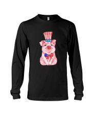 Pig America Long Sleeve Tee thumbnail